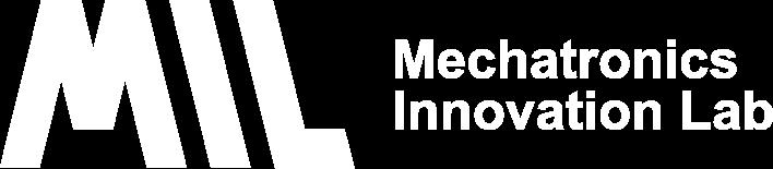 Mechatronics Innovation Lab