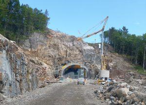Bruk Foamrox i ditt neste tunnel prosjekt