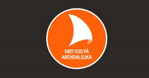 Møt oss på Arendalsuka 2021